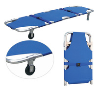 YXH-1A2 Medical emergency equipment folding strong ambulance stretcher