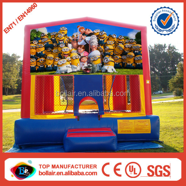 New concept party bouncing house for rental