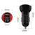 Car Charger Dual USB Ports 5V 2.4A 12W Car Charger Intelligent Charging for Mobile Phone