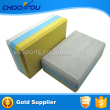 4*6*9cm solid foam Yoga block fitness accessory for Stretching Aid Body Shaping Health Training