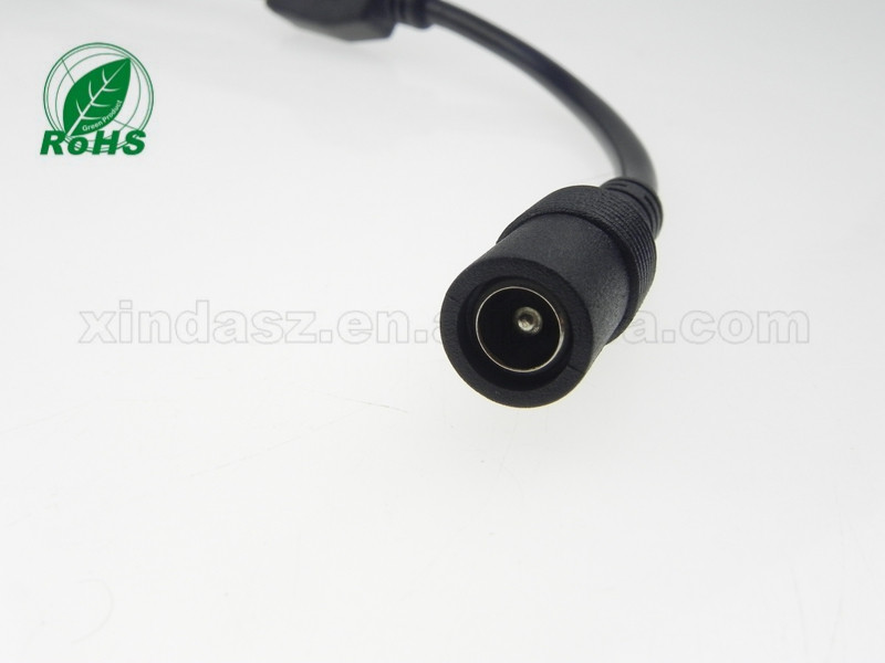 led strip light connector cable wire cap