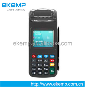 Mobile POS System with Receipt Printer For Retail Store