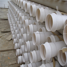 High pressure 160mm PVC well casing pipe