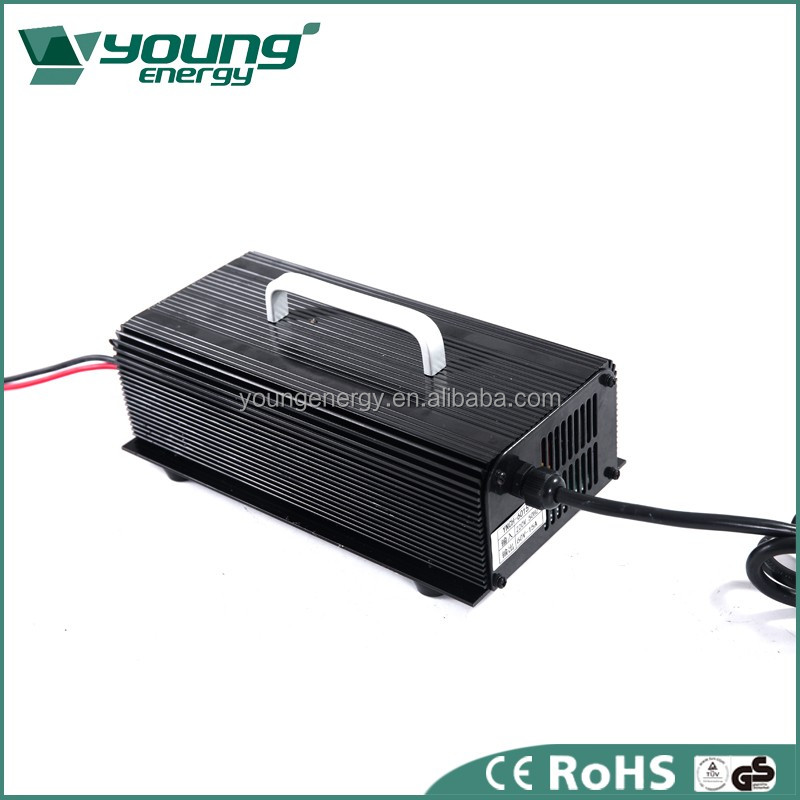 Modern marine universal battery charger
