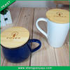 bamboo coffee cup lids for new year gift