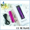 Colorful 2600mAh USB universal portable Power Bank External Battery Charger for iPhone 4s 5 5c galaxy S4 S5