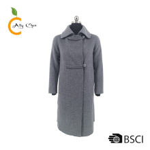 2017 New Arrival China manufactory ladies overcoat price