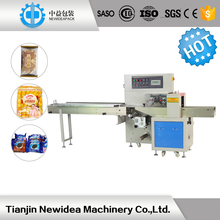 Manufacturer ND-250X sliced bread packing food industry machines