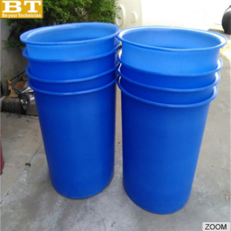 Transfer Equipment Water Tank Large Plastic Round Barrel