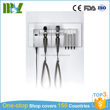 Professional manufacturer medical Diagnostic Otoscope And Ophthalmoscope Set MSL002