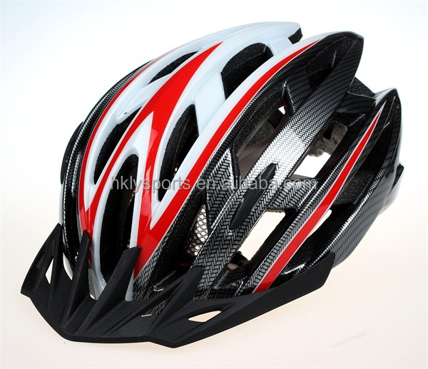 New arrival 26 Air Vents Road MTB Race Mountain Bike Bicycle Cycling Safety Helmet with Sun Visor