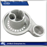 Top Cover for Industrial Juicer Aluminum Sand Casting