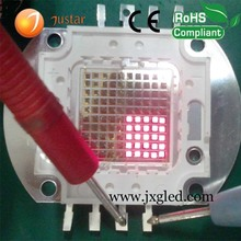 45mil chip 2014 hot sale best for high power uv led chips 5w CRI 85