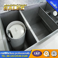 Efficient oil-water separator,Oil-water separator for gas station