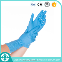 Medical disposable Health Canada approved factory price nitrile gloves