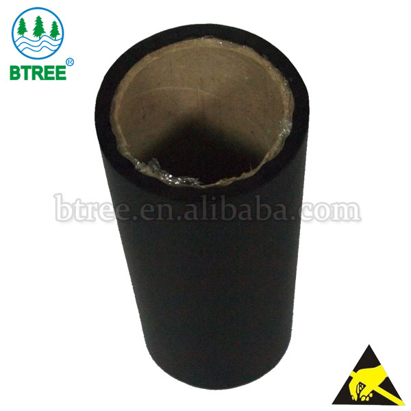 Btree Black Conductive PE Film for Packing PC Board,Electronics Products