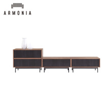 China Modern Design Simple Wood Storage Plywood Tv Cabinet