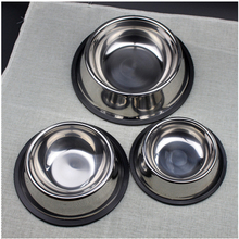 Modern Stainless Steel Elevated Dog Bowl Cat Bowls Pet Bowl For Dog Feeding Food Station