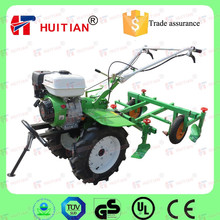 HT105FB Manual Petrol Agriculture Mini Rotavator In India