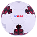 Cheap size 5 PVC leather machine laminated soccer ball football