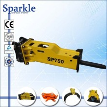 Korean TechnologySparkle hydraulic hammer for mini excavator prices