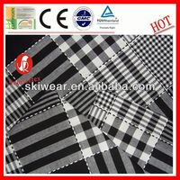new design 100 cotton yarn dyed woven fabric china manufacturer