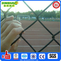 basketball mesh/vinyl coated chain link fence