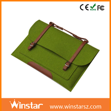 Creative Felt Laptop Sleeve Waterproof Case Protective Shell Notebook Tablet Bag