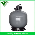 2016 Hotsales PIKES Polyester sand filter P700B-1400 top mounted type/domestic Fiberglass For swimming pools and spa pools
