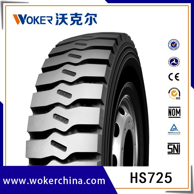 new tire radial truck tyre dealers high deep pattern lorry tbr tires 11R22.5
