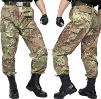 Military cargo pants, US army pants, ACU military trousers