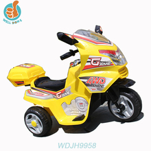 WDJH9958 Power Control Trailer Truck Baby Toy Car With Race Motorcycle Kids Game Car Racing