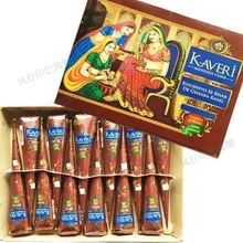 Brown Color Indian Natural Henna Paste Cone