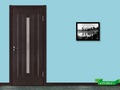 cheaper price wooden Interior Door PVC / MDF door design