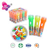 Electric Torch Lighting Candy Toy With