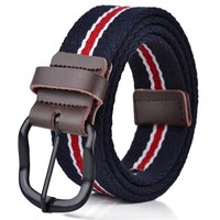 Factory wholesale high quality durable braided belt