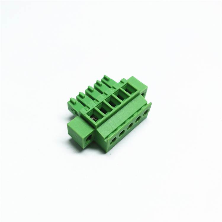 Replace MCVR 1.5 STF 15EDGKA 3.81mm pitch or 3.5mm flange pluggable types circuit board terminal block connector