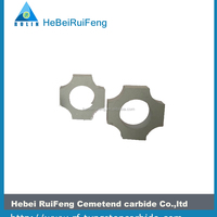 Factory Customized Cemented Tungsten Carbide With