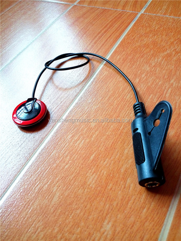 Hot Piezo Transducer Contact Microphone Violin Guitar Pickup