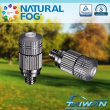 Taiwan Natural Fog Patented Evaporative Cooling Greenhouse Fine Fog Stainless Steel Mist Nozzle