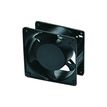F06 cooling fan 120mm axial ac fan 220v with CE 120x120x38mm white color industrial power supply fan