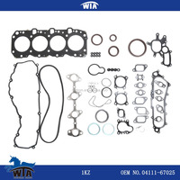 complete gasket kit for 1KZ overhaul full set OEM 04111 - 67025