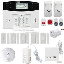 OEM 99+4 defense zones Smart GSM Home House Burglar Anti-theft Security Protection Alarm System