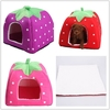 factory direct sale pet bed dog tent cotton stuffed dog house