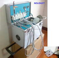 portable dental turbine unit & portable dental unit with cheap price