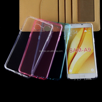 Clear TPU Case For Samsung Galaxy A9 Slim Back Protect Skin Rubber Phone Cover Case