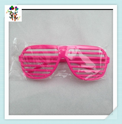 Party Novelty Club Aviator Fancy Dress Retro Shutter Shades Glasses HPC-0691