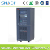 NKG series three phase 40KW hybrid solar power inverter with charger
