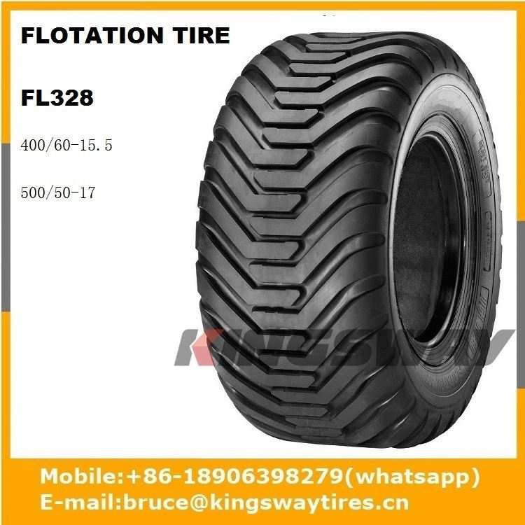 China Agricultural Implement Tyre 10.0/75-15.3 for Tip Trailer