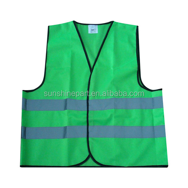 reflective safety vests walking reflective vest High Visibility Reflective Running Vest